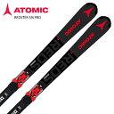 スキー板 ATOMIC アトミック <2021> REDSTER S9i PRO + X 12 VAR ビンディング セット 取付無料 20-21 旧モデル【hq】