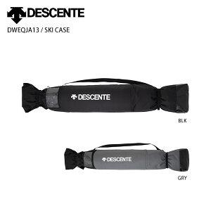 DESCENTE〔デサント 1台用 スキーケース〕<2021>DWEQJA13 SKI CASE