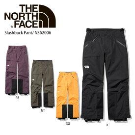 THE NORTH FACE〔ザ・ノースフェイス スキーウェア パンツ〕<2021>Slashback Pant/ NS62006