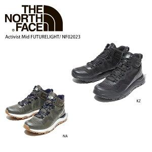 THE NORTH FACE〔ザ・ノースフェイス スポーツシューズ〕<2022>Activist Mid FUTURELIGHT/ NF02023