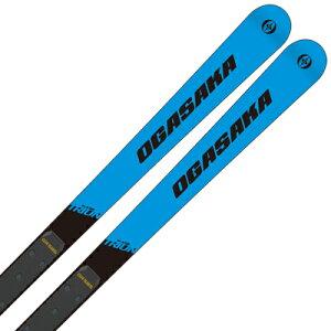 OGASAKA オガサカ スキー板 <2020>TRIUN〔トライアン〕GS-M + GR585N +<20>XCELL 12.0 WH/BK/RD ビンディング セット 取付無料 19-20