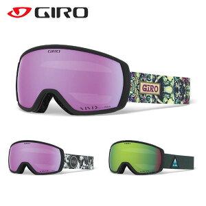 GIRO〔ジロ レディース スキー ゴーグル〕<2020> FACET〔ファセット〕 眼鏡・メガネ対応ゴーグル ASIAN FIT