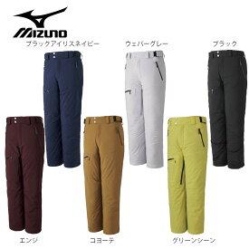 MIZUNO ミズノ スキーウェア パンツ <2022> FREE SKI PANTS Z2MF1340 【MUJI】【NEWモデル21-22】