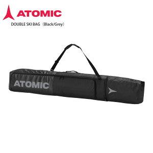 ATOMIC アトミック 2台用 スキーケース <2022> DOUBLE SKI BAG 21-22 NEWモデル【NEWモデル21-22】
