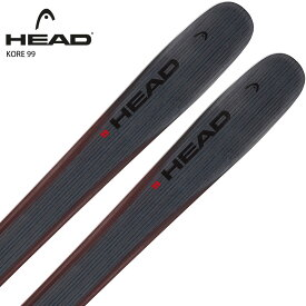 HEAD〔ヘッド スキー板〕<2022> KORE 99〔コア 99〕【2021-2022早期予約】