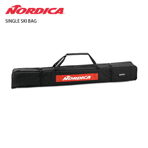 NORDICA〔ノルディカ 1台用 スキーケース〕<2022> SINGLE SKI BAG
