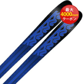 K2〔ケーツー スキー板〕<2018>Pinnacle 88〔ピナクル 88〕 + <19>ATTACK2 11 S.WH/SI【金具付き・取付送料無料】ファットスキー