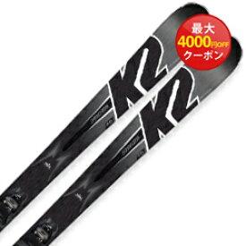 K2〔ケーツー スキー板〕<2019>KONIC 75〔アイコニック 75〕 + M2 10 Quikclik【金具付き・取付送料無料】【RSS】