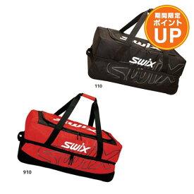 【エントリーでポイント10倍】SWIX スウィックス キャスター付バッグ 2020 SG008JA クラムシェルローラーバッグ TSBACA 19-20 NEWモデル