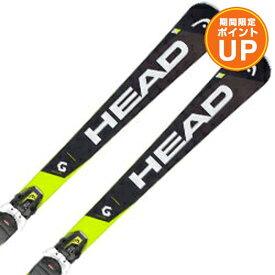 【エントリーでP10倍 26日1:59まで】HEAD〔ヘッド スキー板〕<2019>SUPERSHAPE I.SPEED + PRD 12 GW【金具付き・取付送料無料】〔SA〕【TN1】【RSS】