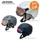 【期間限定4000円OFFクーポン&エントリーでP10倍】【楽天スーパーセール!】ALPINA〔アルピナ スキーヘルメット〕<20…