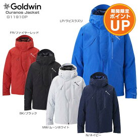 【エントリーでP10倍】GOLDWIN ゴールドウィン スキーウェア ジャケット 2020 Ouranos Jacket G11910P GORE-TEX F 送料無料 19-20 NEWモデル