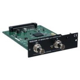 IF-MA64-BN オプションインターフェースカード TASCAM
