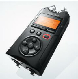 DR-40X USB オーディオインターフェース搭載 4トラックオーディオレコーダー TASCAM