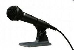 パナソニック Panasonic ダイナミックマイクロホン マイクスタンド付き WM-530