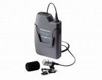 WX-1800(パナソニック)ワイヤレスマイクタイピン型送信機【パナガイド】WX1800