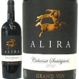 アリラ・ワイナリー、グラン・ヴァン カベルネソーヴィニォン 2011 赤 750ml /ルーマニアワイン