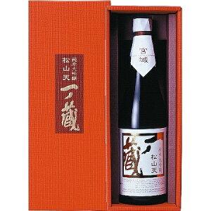 一ノ蔵、純米大吟醸 「松山天」720ml /ギフトパッケージ入り