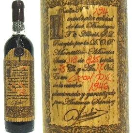 【パーカー:100点】トロ・アルバーラ、 ドン・PX 1946 コンヴェント・セレクション 750ml