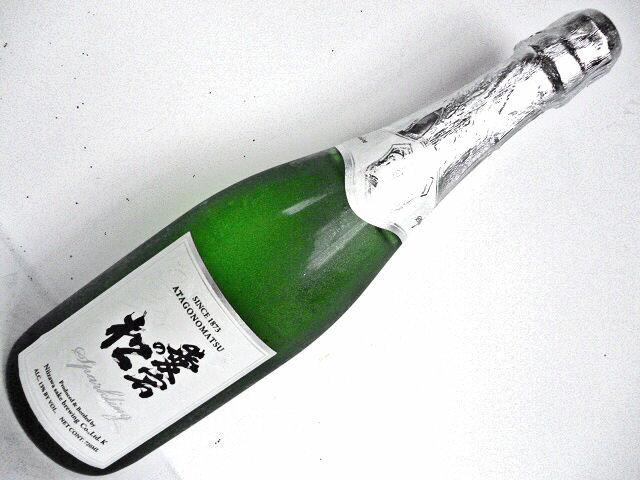 日本酒 愛宕の松 あたごのまつ Sparkling スパークリング 720ml 宮城 新澤醸造店