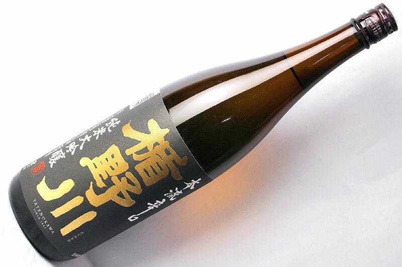 日本酒 楯野川 たてのかわ 純米大吟醸 本流 辛口 1.8L 1800ml 山形 楯の川酒造