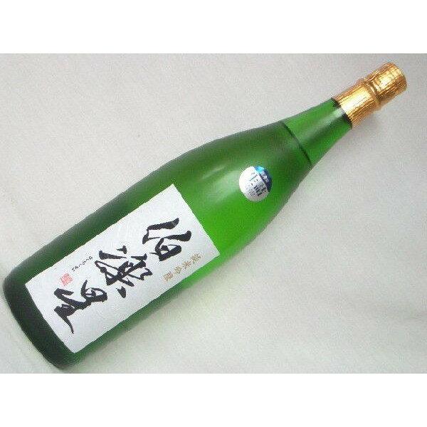 日本酒 伯楽星 はくらくせい 純米吟醸 1.8L 1800ml 宮城 新澤醸造店