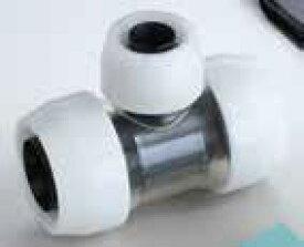 ブリジストン プッシュマスター コネクター チーズ : NCT13J ∴ ブリヂストン ポリブテン 継手 ポリブデン 接手 給水 給湯 配管
