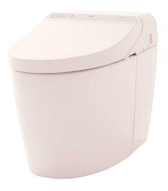 TOTO ウォシュレット一体形便器 ネオレストDH1 自動洗浄 床排水 リモデル対応120.200:CES9565FR #SR2 (CS989BF + TCF9565R + リモコン同梱)(注2週)∴パステルピンク