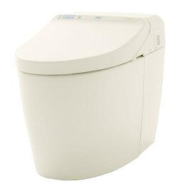 TOTO ウォシュレット一体形便器 ネオレストDH2 自動洗浄 ヒーター付水抜併用 リモデル対応120.200:CES9575HFR #SC1 (CS989BHF + TCF9575R + リモコン同梱)(注1週)∴パステルアイボリー