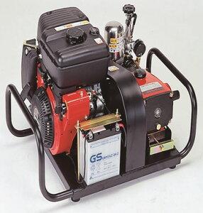 安田工業 エンジンセット動噴 吸水22L : SC -425 RS.MS ∴ YASUDA 動力 噴霧機 菜園 散水 散布 洗滌 洗浄 農園 農業 農薬 防除 防虫