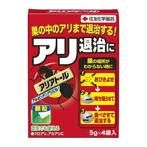 住友化学園芸 アリアトール 5gX4