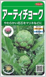 ハーブ 種 『アーティチョーク』 小袋(採苗本数15本) サカタのタネ