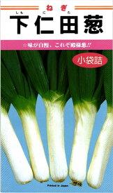 根深ネギ 種 『下仁田葱』 小袋(5.0ml) カネコ種苗