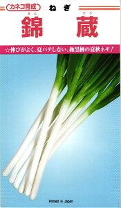 根深ネギ 種 『錦蔵』 20ml カネコ種苗