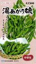 茶豆風味エダマメ 種 『湯あがり娘』 2000粒 カネコ種苗