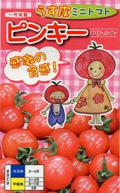 ミニトマト 種 『ピンキー』 20粒 ナント種苗