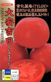 大玉トマト 種 『大安吉日』 20粒 ナント種苗