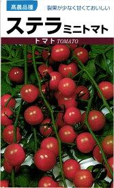 ミニトマト 種 『ステラ』 小袋(0.6ml) タカヤマシード