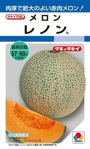 メロン 種 『レノン』 100粒 タキイ種苗