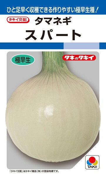 タマネギ 種 『スパート』 4ml(DF) タキイ種苗