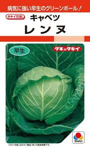 丸玉キャベツ 種 『レンヌ』 2000粒 タキイ種苗
