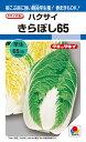 黄芯ハクサイ 種 『きらぼし65』 0.9ml(DF) タキイ種苗