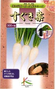 タカヤマシード 京野菜 カブ すぐき菜 小袋
