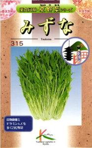 タカヤマシード 京野菜 みずな 小袋