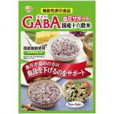 元気ダネ倶楽部種商機能性表示食品血圧サポートGABA国産十六穀米75g(15g×5袋)