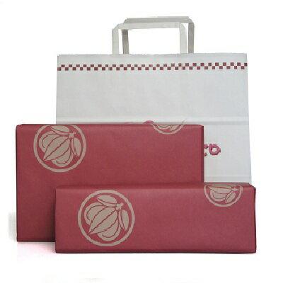 御菓子司あんおいものまんまスイートポテト用紙袋&ポリ袋