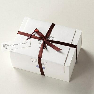 【水辺のホテル小さな白い花】【白い花プリン】京都ご当地プリン・LITTELEWHITEFLOWER・ぷりん・白いプリン・