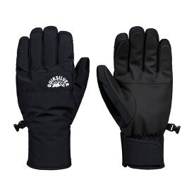 QUIK SILVER CROSS GLOVE KVJ0  Lサイズ