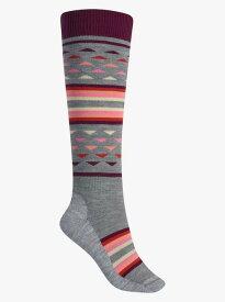 Women's Burton Shadow Sock  Sangria 2018FW