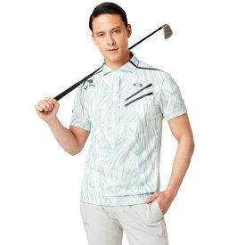 [オークリー] ポロシャツ SKULL SPLENDOR SHIRTS メンズ 434481JP